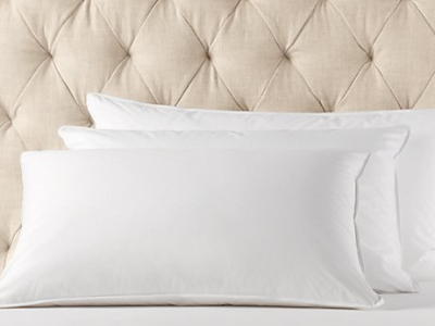 Hotel Luxury Collection Hotel Pillow Menu