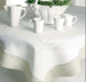 U0027Blancheu0027 Linen Tablecloth