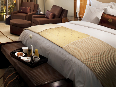 Hotel Luxury Collection Club Suite Bedding