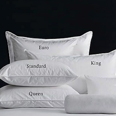 Hotel Luxury Collection Square European Feather Pillows