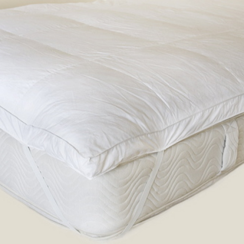 Luxury Hotel Feather And Down Mattress Topper