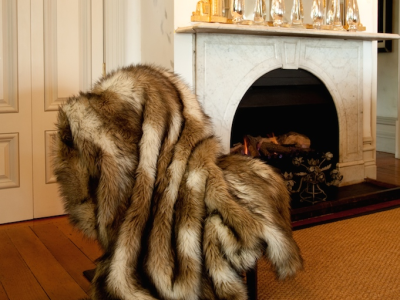 Hotel Luxury Collection Exotic Faux Fur Throws Amp Cushions