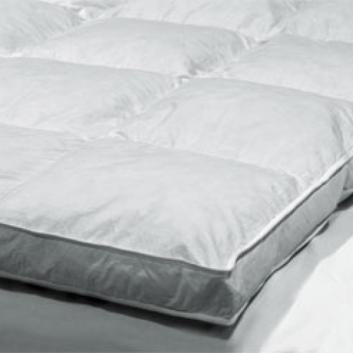 Mandarin Oriental Super Size Mattress Topper