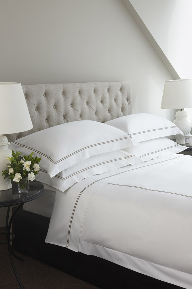 Hotel Luxury Collection Queen Size Flat Sheets 800 Tc