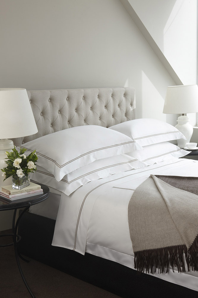 1000 Thread Count Super King Bed Sheets