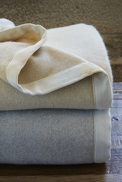 Hotel Luxury Collection Italian Cashmere Blankets
