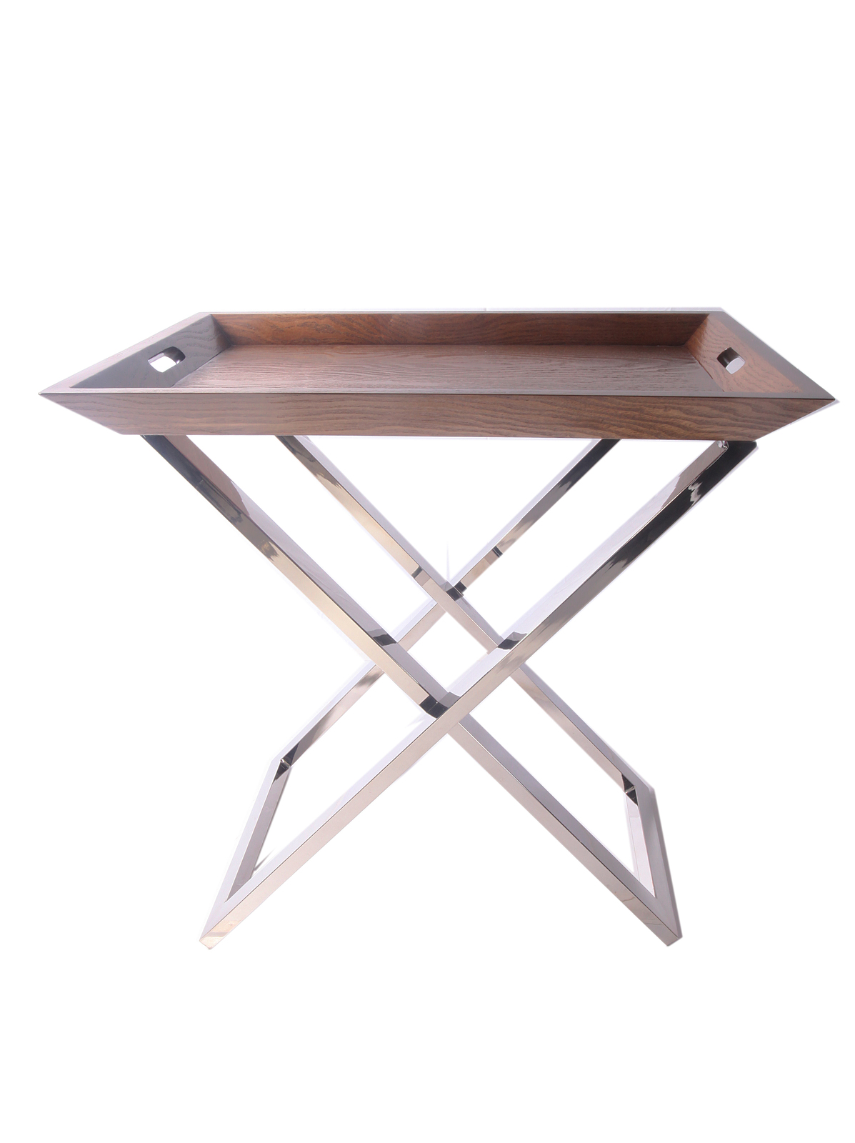 Hotel Luxury Collection Angled Butlers Tray Table With
