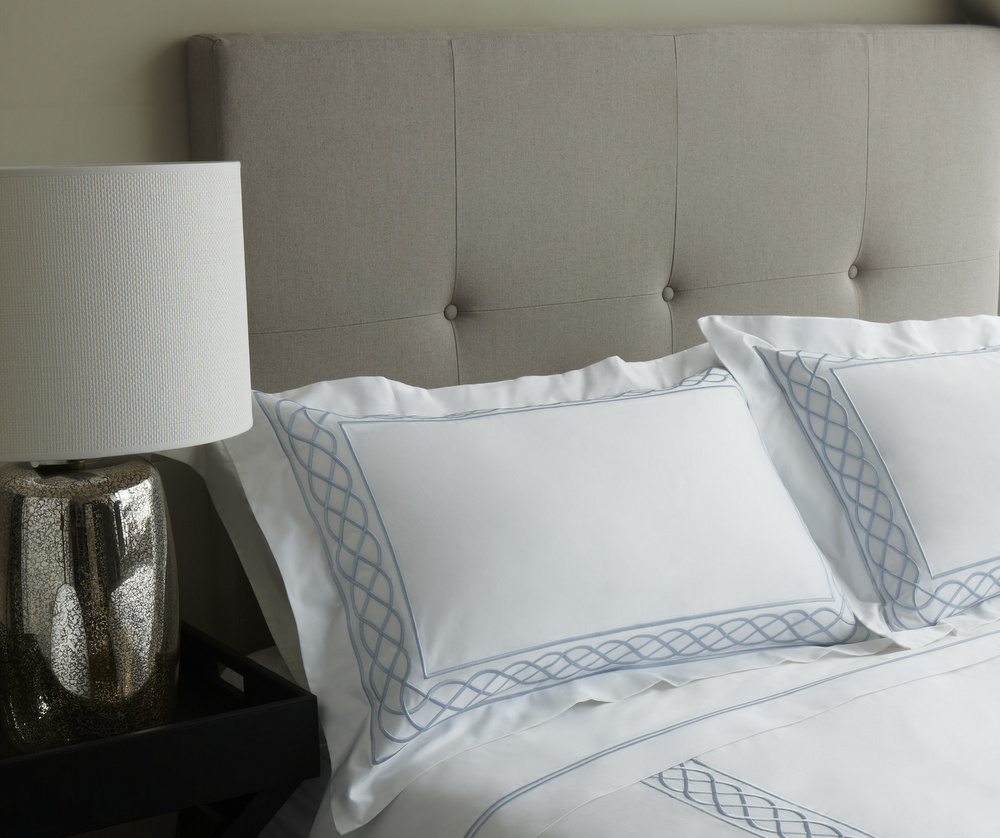 Luxury Hotel Quality Linen Bedhead