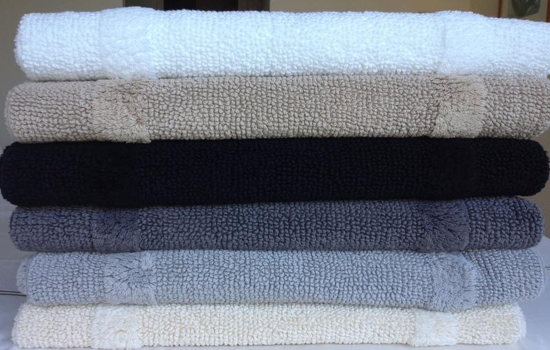 Hotel Luxury Collection Paris Hotel Reversible Bath Rugs
