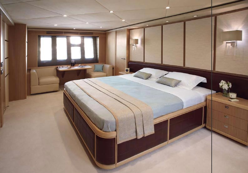 Custom Made Sheets For Homes And Yachts