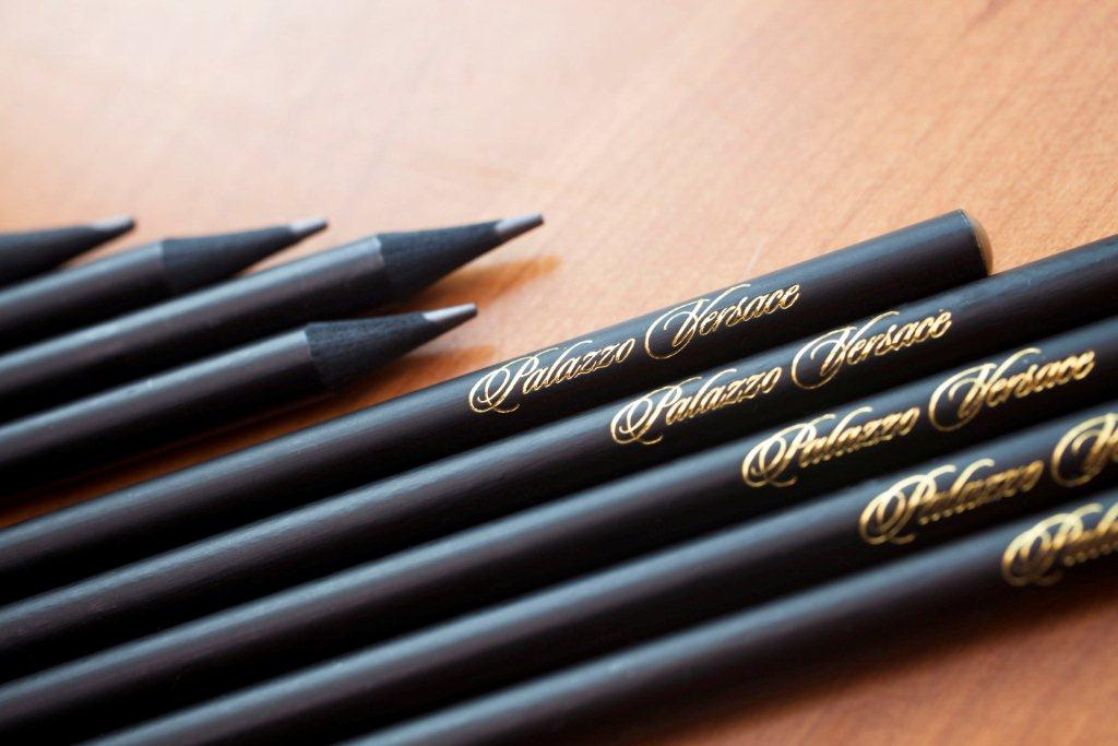 Hotel Luxury Collection Palazzo Versace Boxed Pencils