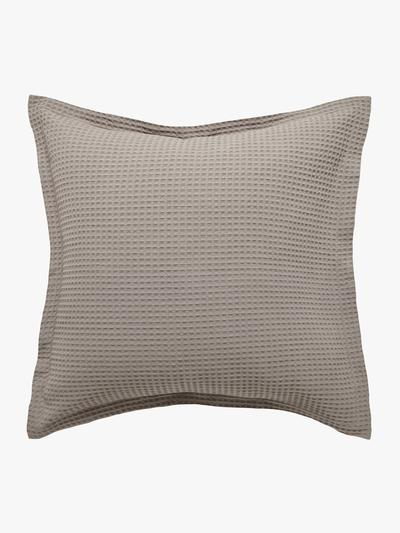 Hotel Luxury Collection Euro Pillow Cases Cotton Waffle